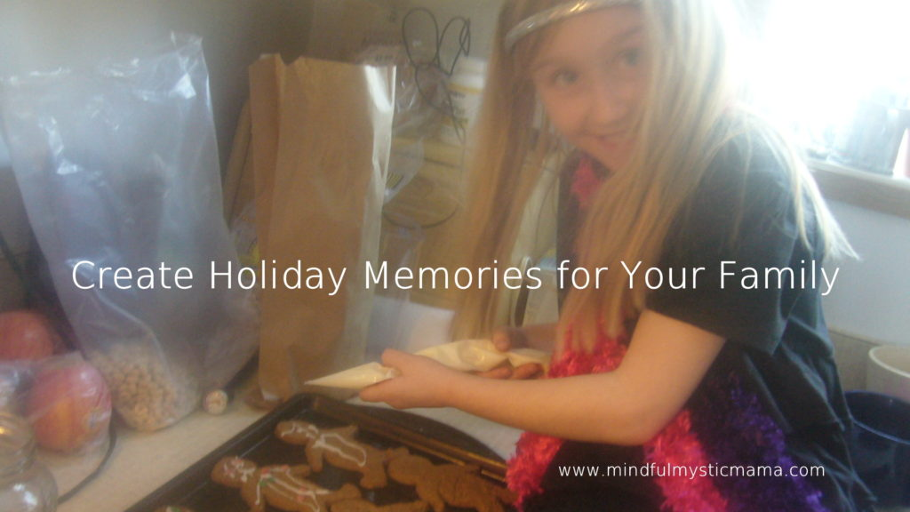 cookies, holiday memories, create memories