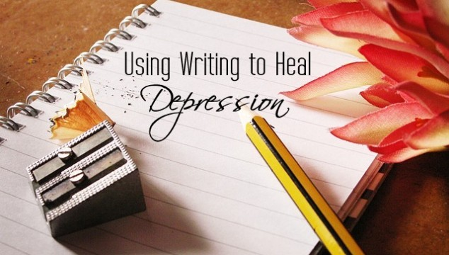 writing to heal depression